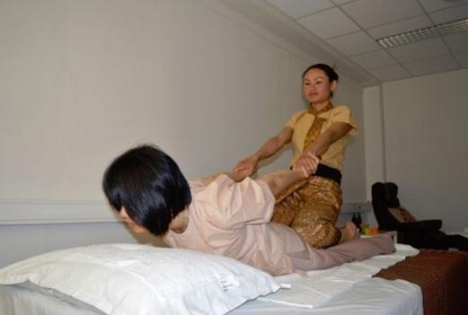 superfransk thai massasje moss